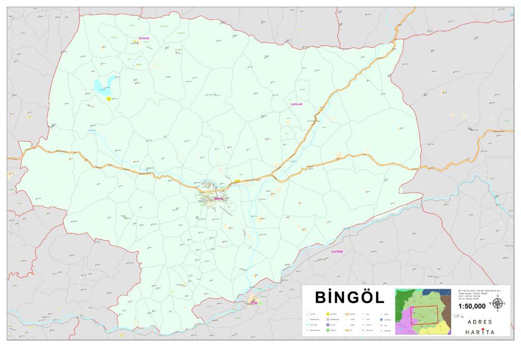 köy haritası